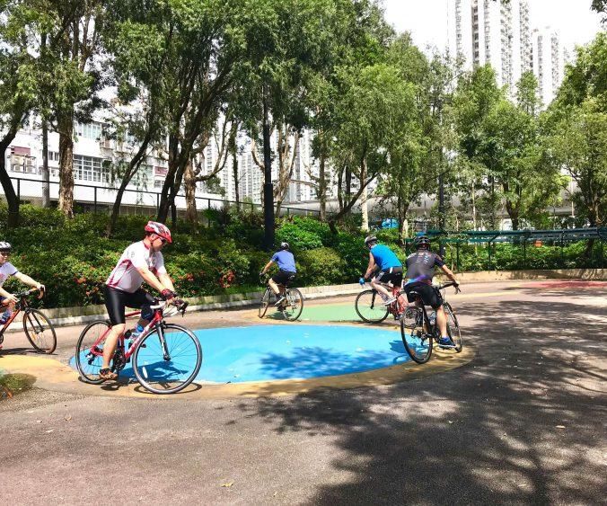 公路單車及滾筒入門課程