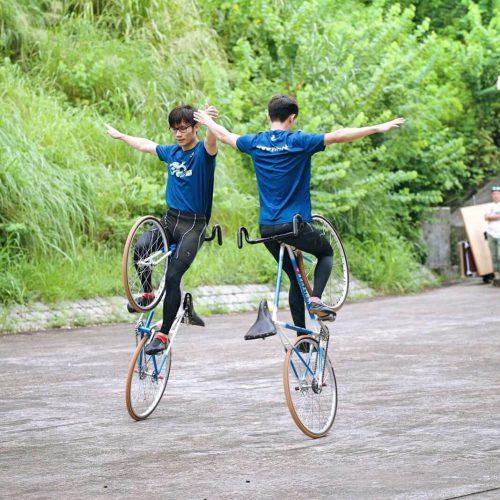 技巧單車 (Artistic cycling)