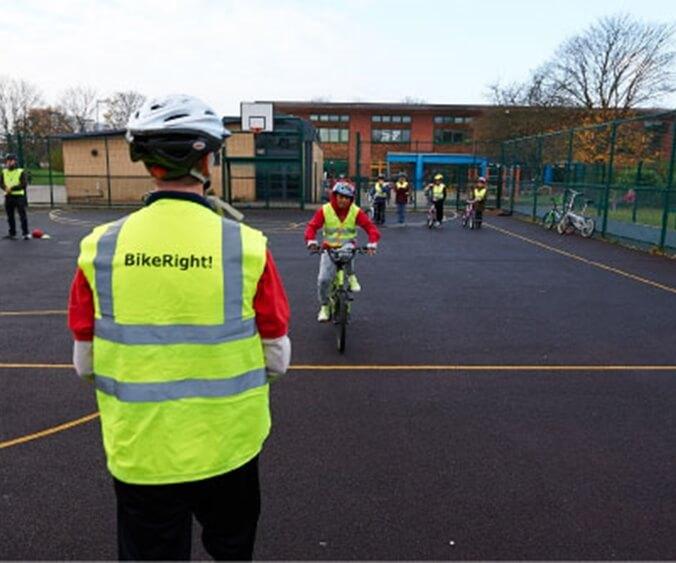 英國 Bikeability 單車證書課程