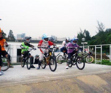 競速小輪車(BMX)入門課程