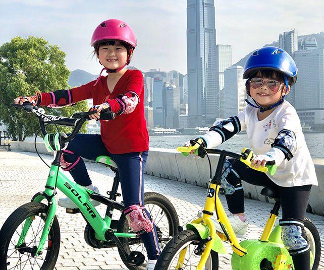我要學識踩單車 (兒童-成人) [0級]